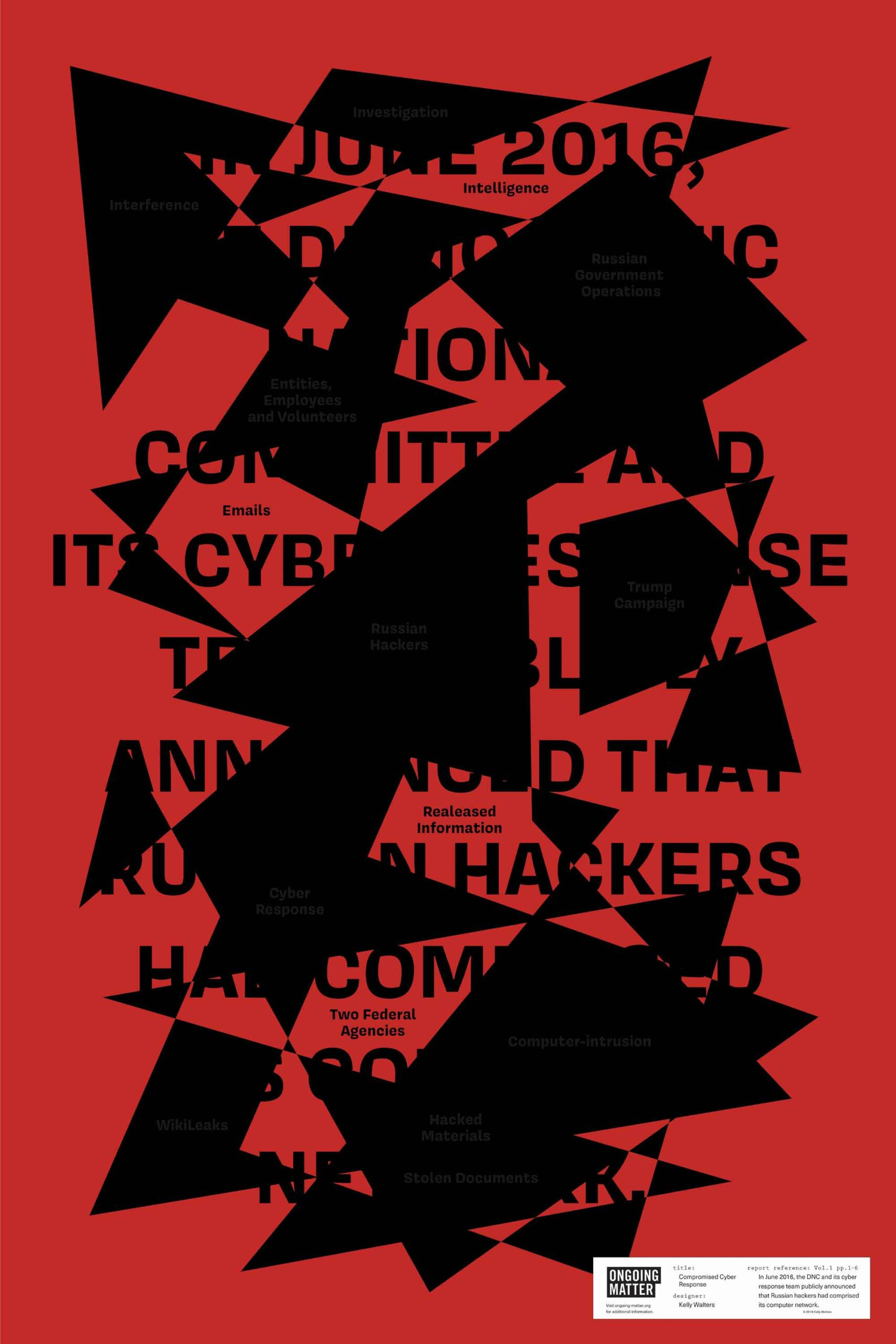 Compromised Cyber Response 1 of 3 by Kelly Walters