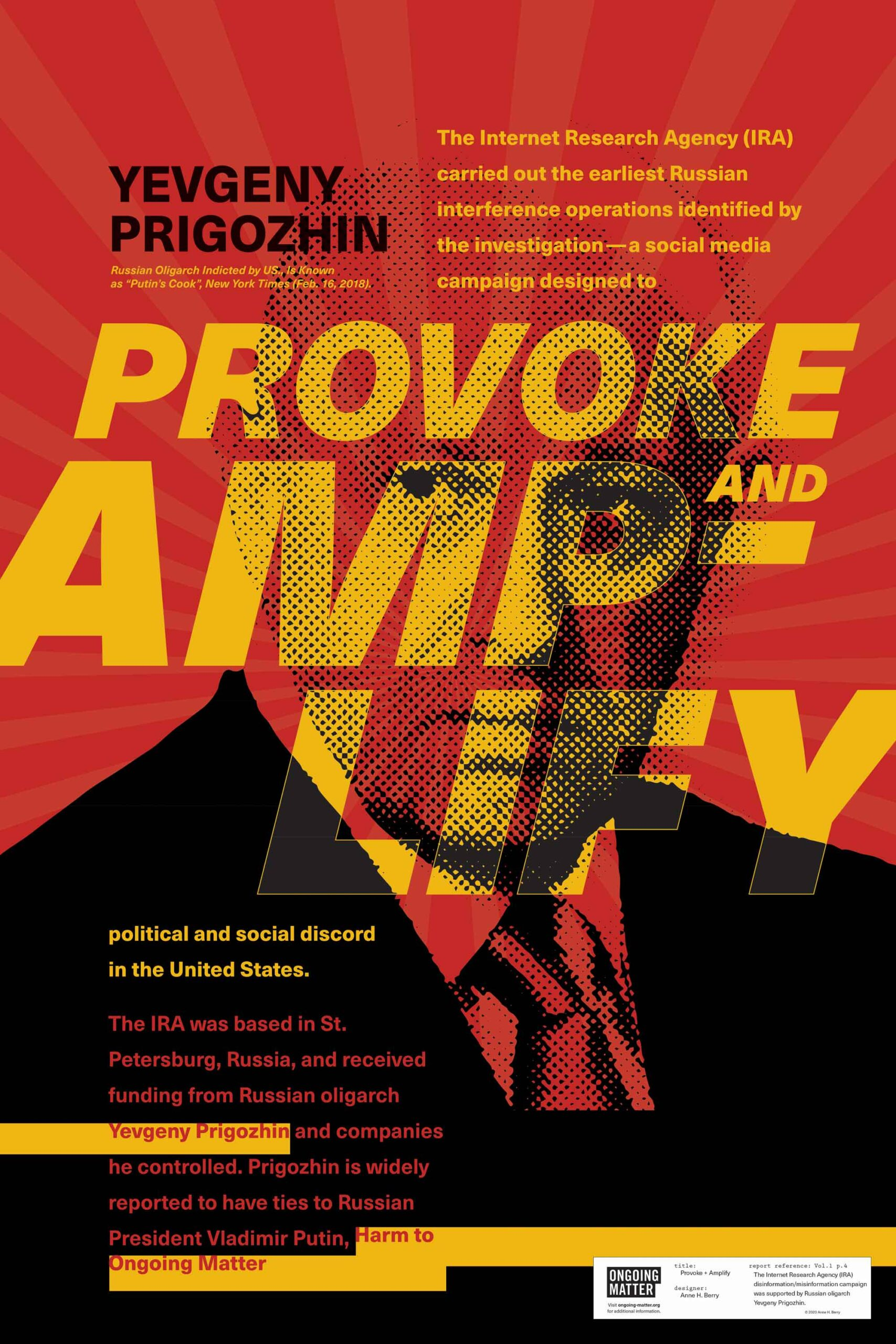 Provoke and Amplify by Anne H. Berry