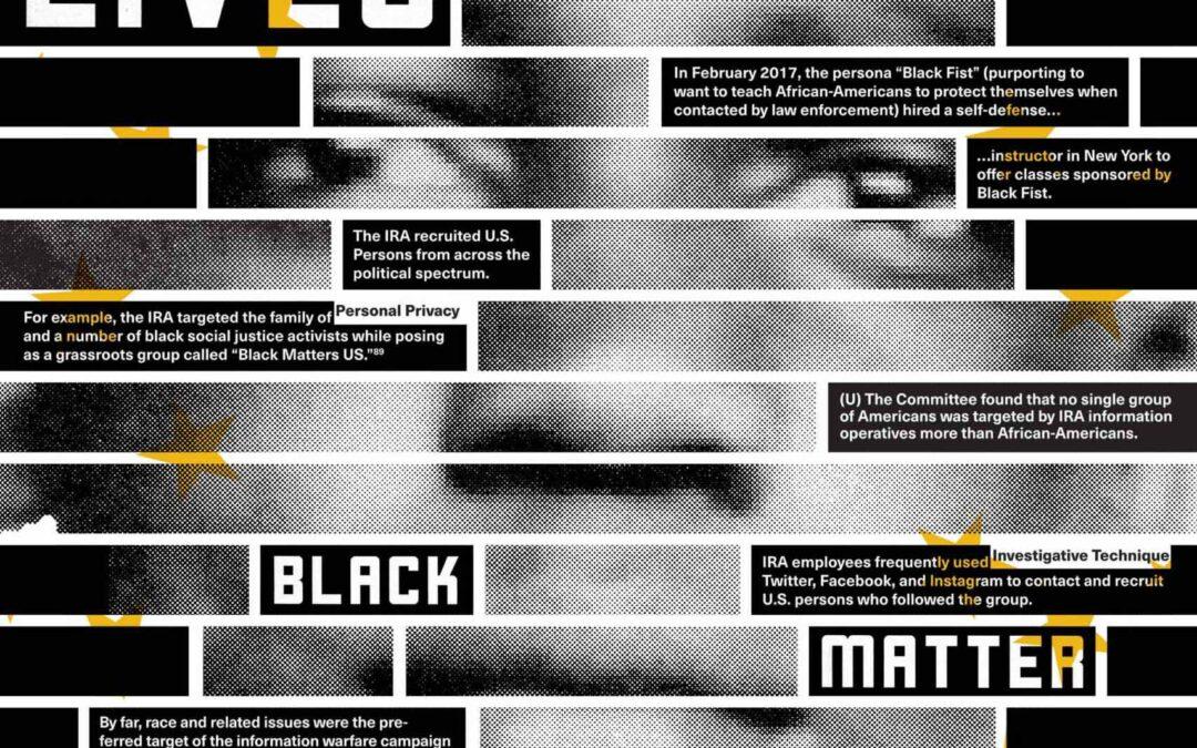 IRA vs. Black Lives