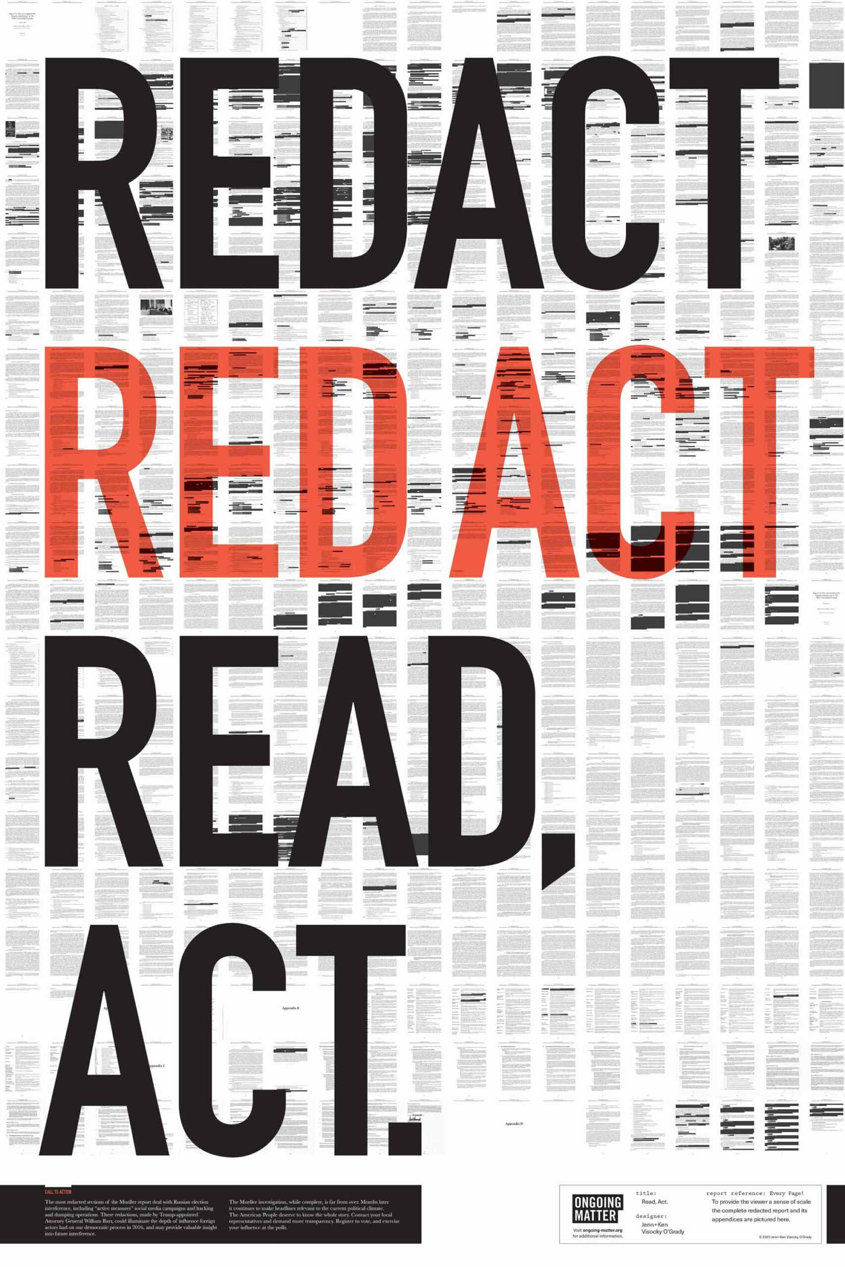 Read, Act.